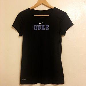 Nike DUKE blue devils t-shirt
